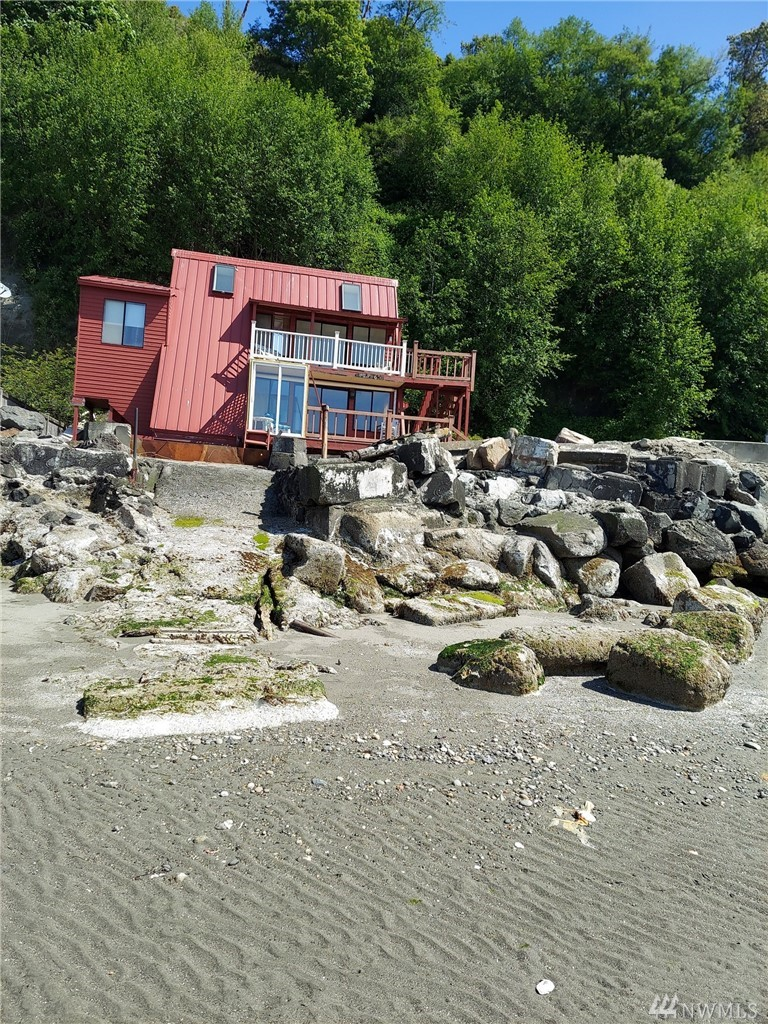 Great Opportunity to own 89 feet of Prime Waterfront on a Private Island